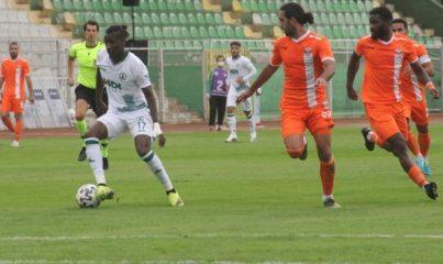 Giresunspor: 4 - Adanaspor: 3 | Maç sonucu