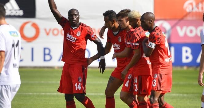 Hazırlık maçı: Beşiktaş: 5 - Fatih Karagümrük: 2