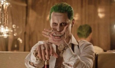 Jared Leto Joker Olarak Justice League'de!