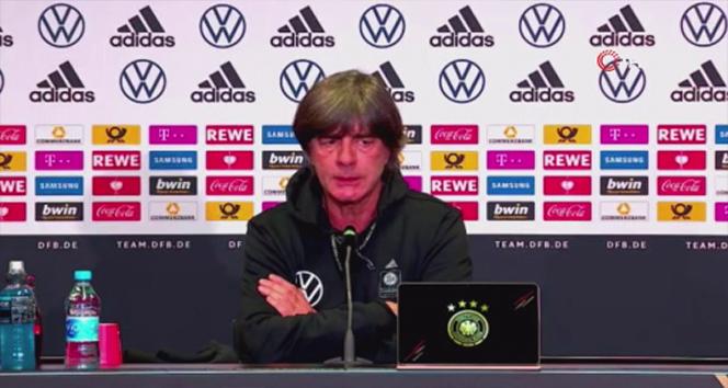 Joachim Löw: Oyuncularımız her zamankinden daha iyi durumda