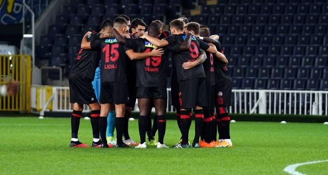 Karagümrük-Kasımpaşa maçı Ülker Stadyumu'nda