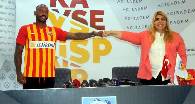 Kayserispor, Fernandes'i renklerine bağladı