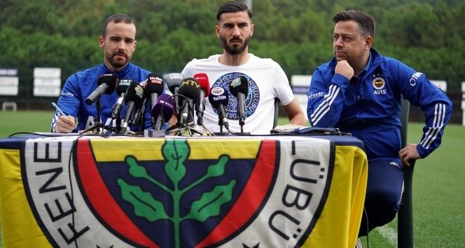 """Kemal Ademi: """"Büyük bir takımda her zaman forma rekabeti vardır"""""""