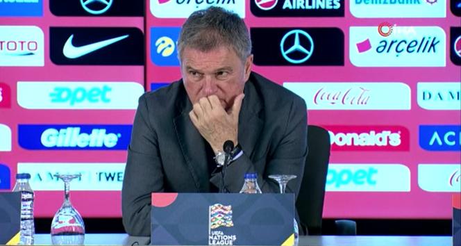 Ljubisa Tumbakovic: 'İlk 60 dakika çok iyi oynadık'