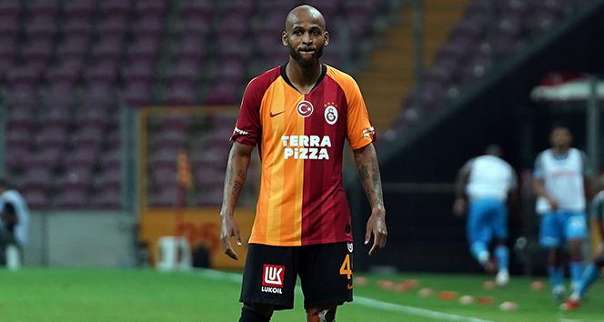 Marcao, Galatasaray formasıyla ilk golünü attı