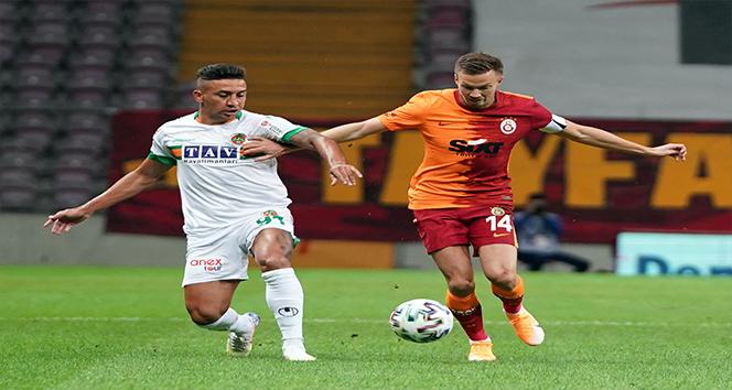 ÖZET İZLE| Galatasaray 1-1 Alanyaspor Maç Özeti ve Golleri İzle| GS Alanya Kaç Kaç Bitti