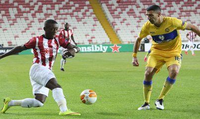 ÖZET İZLE| Sivasspor 1-2 Maccabi Tel-Aviv Maç Özeti ve Golleri İzle