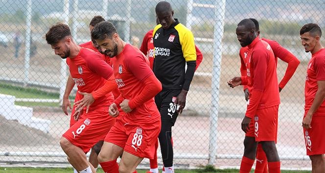 Sivasspor, Villarreal maçına iddialı hazırlanıyor