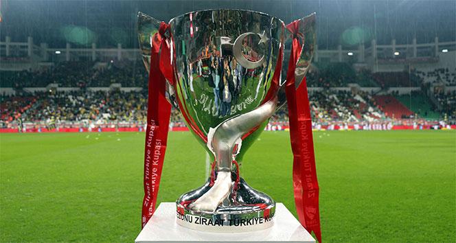 TFF'den Ziraat Türkiye Kupası maçlarında değişiklik