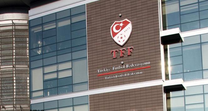 TFF: 'Locaların yüzde 50 kapasitesi kadar seyirci alınacak'