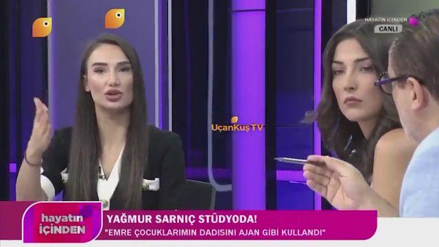 Yağmur Sarnıç'tan bomba Emre Aşık iddiası!