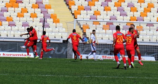 Yeni Malatyaspor: 1 - Antalyaspor: 0 | Maç sonucu