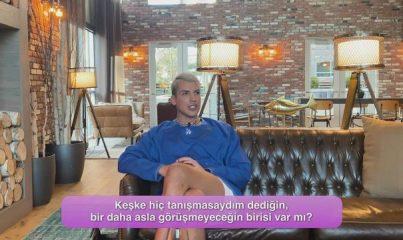 Kerimcan Durmaz'dan olay Selin Ciğerci itirafı