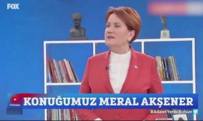 Meral Akşener açıkladı: Ekrem İmamoğlu'na soruşturma açıldı