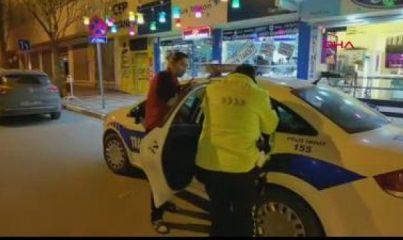 Ehliyetsiz sürücüye 2 bin 500 TL ceza yazıldı, mazereti ikinci cezadan kurtardı