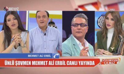 Mehmet Ali Erbil canlı yayında nasıl geçindiğini açıkladı!