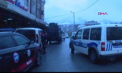 ESENYURT'TA SİLAHLI, KILIÇLI KAVGA - 2 (ek görüntü)