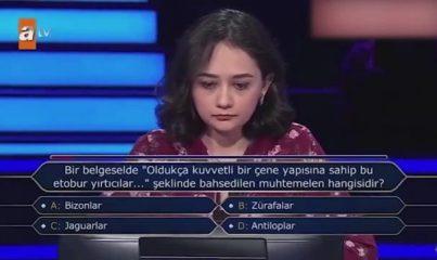 Milyoner'e damga vuran yarışmacı! 'Bunu yayımlamayın' ricasında bulundu