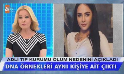 Müge Anlı'dan flaş Aleyna Çakır açıklaması