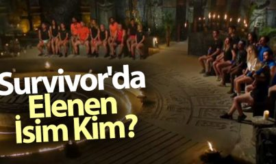 Survivor Kim ELENDİ, Kim GİTTİ? |( 19 Ocak 2021 Survivor'da Elenen İsim KİM?) |Survivor SMS sıralaması!