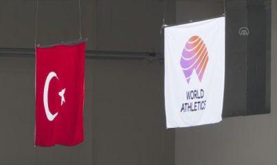 İSTANBUL - Turkcell Türkiye Büyükler ve 20 Yaş Altı Salon Atletizm Şampiyonası
