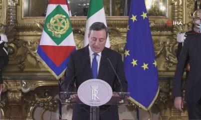 - İtalya Cumhurbaşkanı Mattarella, Mario Draghi'yi hükümet kurmakla görevlendirdi