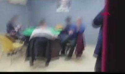 Kafede oyun oynayan 13 kişiye 52 bin 650 lira ceza