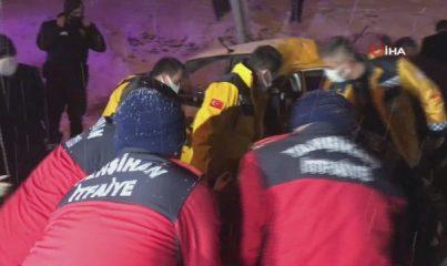 Kırıkkale'de yolcu otobüsü devrildi: Yaralılar var