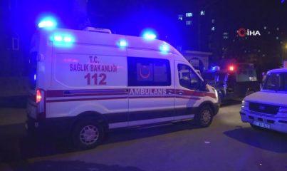 Kısıtlama saatlerinde marketi bastılar 3 kişi yaralandı