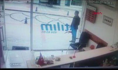 Kocaeli'de döviz bürosunu soymaya çalışıp kaçan şüpheli, Yalova'da yakalanıp tutuklandı