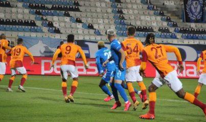 Lider Galatasaray'ın konuğu BB Erzurumspor