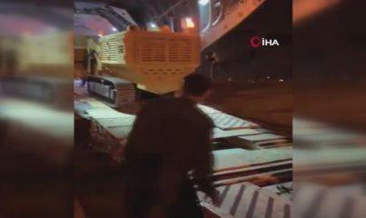 MEMATT'lar Bakü'ye ulaştı