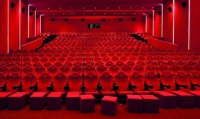 Sinema Salonları 1 Nisan'da Açılacak