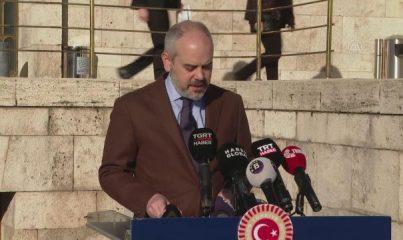 TBMM - TBMM Dışişleri Komisyonu Başkanı Kılıç, Milletvekili Ahmet Şık'ı kınadı