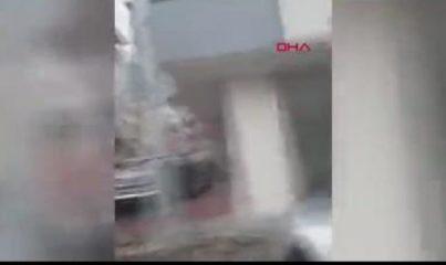 BURSA Genç kız, kendisini takip eden şüphelinin sokak ortasında mastürbasyon yapmasını görüntüledi