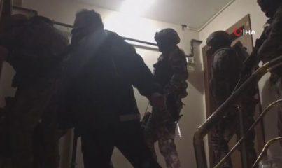 İstanbul merkezli 5 ilde uyuşturucu operasyonu: 20 gözaltı