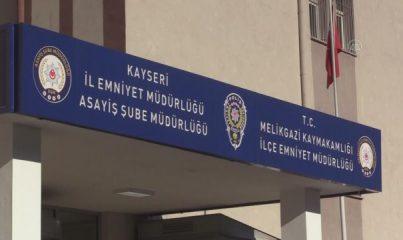 KAYSERİ - Aranan 12 şüpheli polisin operasyonuyla yakalandı