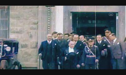 """KKTC Cumhurbaşkanı Tatar'dan """"18 Mart Çanakkale Zaferi ve Şehitleri Anma Günü"""" mesajı"""
