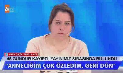 Müge Anlı'da 3 çocuğunu terk edip bir erkekle kaçan Emel Şimşek'e canlı yayında şok üstüne şok: Beraber olduğu kadınları...