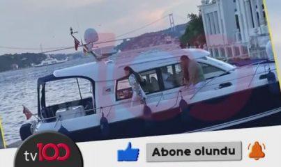 Buket Aydın ve Emir Sarıgül tekneye binerken yakalandı! 'Evlenmek istemiyorum' diyerek reddetmişti…