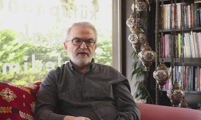 İSTANBUL - Yazar Mustafa Tatcı, Yunus Emre'nin Türkçeye irfani bir boyut kazandırdığını söyledi (2)