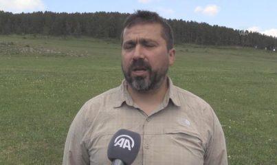 """KARS - KuzeyDoğa Derneği Bilim Koordinatörü Çoban'dan Sarıçam ormanları için """"ekosistem restorasyonu"""" önerisi"""