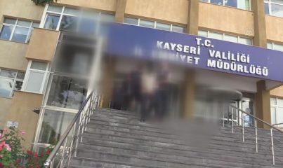 KAYSERİ - Uyuşturucu operasyonunda 6 zanlı yakalandı