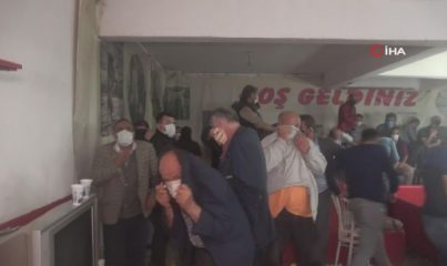 Kırıkkale'de horoz dövüşü baskını kamerada: 69 kişiye 431 bin 250 lira ceza