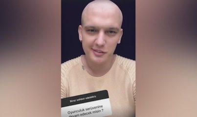Lenfoma kanseri tedavisi gören Boğaç Aksoy merak edilen soruları cevapladı