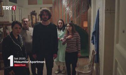 Masumlar Apartmanı 37. Bölüm Fragmanı (Sezon Finali)