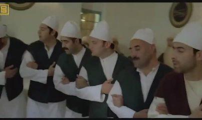 Necati Şaşmaz'ın zikir videosu, Kurtlar Vadisi Irak filmini akıllara getirdi