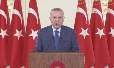 Cumhurbaşkanı Erdoğan: Türk aşısı tüm insanlığın aşısı olacak