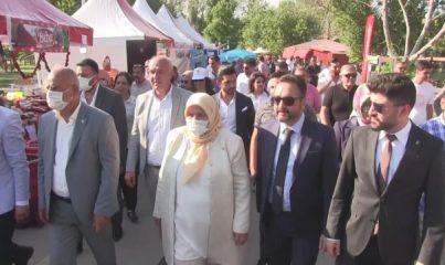 KAHRAMANMARAŞ - Elbistan Festivali başladı