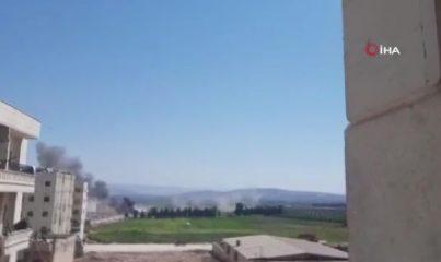 - PKK'dan Afrin'e topçu saldırısı: 3 ölü, 5 yaralı
